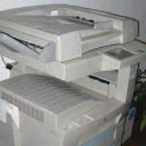 Kopierfolie für Laserdrucker und Kopiergeräte.