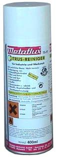 Citrus-Reiniger-Spray und Kleberentferner